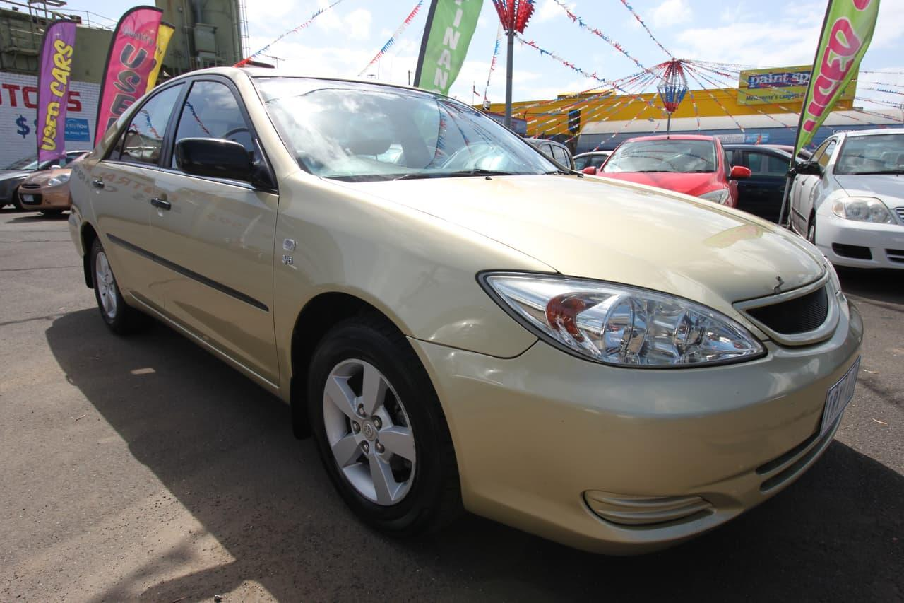 2003 Toyota Camry MCV36R ALTISE SPORT